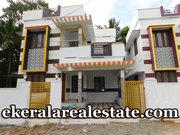 38 Lakhs 1350 Sqft new House Sale at Kakkamoola Vellayani