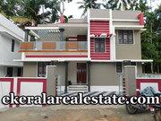 1600 sqft attractive new house for sale at Vayalikada Vattiyoorkavu