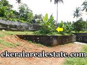 Sreekaryam Trivandrum  Road Frontage land for sale