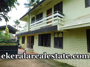 Poojappura  2 bhk 1250 ssqft house for rent