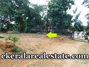 Vattiyoorkavu  8 cents residential land for sale