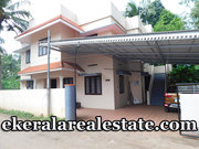 Nalanchira Trivandrum  1200 sq ft First Floor House For Rent