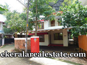 3 BHK House For Rent at Kalady junction Trivandrum