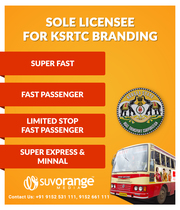 KSRTC Bus Advertising Agency