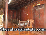 Old Nalukettu House wood materials For Sale at Paraniyam Poovar
