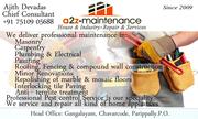 A2Z Maintenance Company