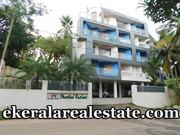 Nalanchira 3 bhk new flat for sale