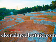 Pothencode  residential villa plot for sale