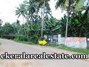 Mulayara Trivandrum 2.90 lakhs per cent land  for sale
