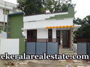 4 cents 1100 sqft New House For Sale at Peyad Thachottukavu
