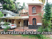 house for rent at mannathala