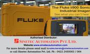 Fluke ii900 Sonic Industrial Imager Sinetecautomation pvt Ltd