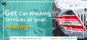 Car Wash at Your Parking