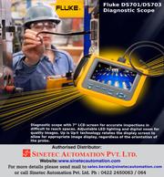 Fluke DS703 FC Diagnostic Scope - Sinetec Automation Pvt ltd