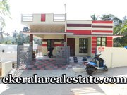 1300 Sqft 3 BHK House for Sale at Ettamkallu Karakulam