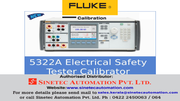 5322A Electrical Safety Tester Fluke Calibrator Kochi