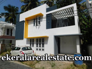 3 BHK 1300 sqft villa for Sale at Poojappura