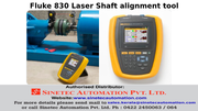 Fluke 830 Laser Shaft alignment tool -Sinetec automation