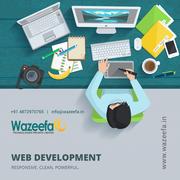 Build a professional website with Wazeefa1 Technologies