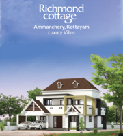 CJs Haritha Homes,  Richmound Cottage in Ammanchery,  Kottayam.