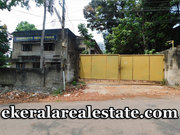 Mavila 35 cents 5600 sqft godown building for sale