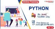 Python online training in Hyderabad - Naresh I Technologies