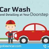 Car Wash Service at Doorstep
