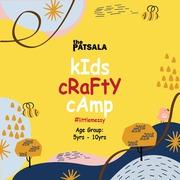 Kids Crafty Camp