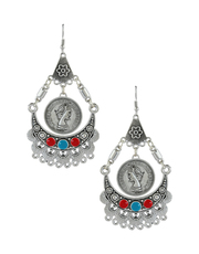 Buy Now Navratri Earrings Online at Best Price by Anuradha Art Jewelley