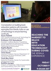 Reaching the Hardest to Reach with Education Technology During Covid