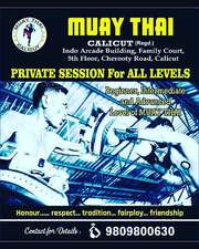 MUAY THAI PRIVATE SESSIONS AT CALICUT