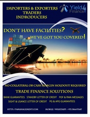 TRADE FİNANCE SOLUTIONS WİTHOUT COLLATERAL