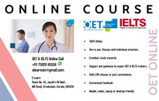 OET IELTS ONLINE PREPARATION PROGRAMS