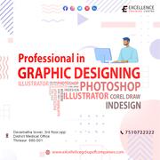 Professional in Graphics Designing