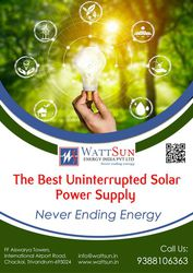 Wattsun Energy Private Limited