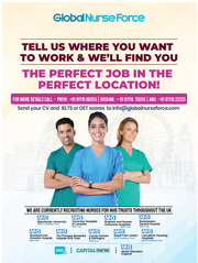 Nurse Recruitment Services in Kerala