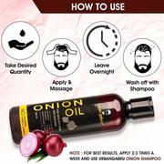 Urbangabru Onion Oil