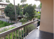 2 Bedrm and Office rm with separate entrance and Maid's Bathrm