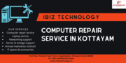 Computer and Laptop Repair and Service in Kottayam | IBIZ Technology