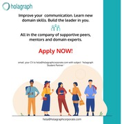 Holagraph Student Programme