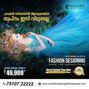 Professional Diploma in Fashion Designing