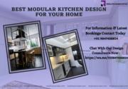 Get best Modular Kitchen Design for your Home