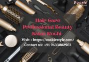 Best hair Care professional salon in kochi