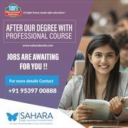 Job Oriented Degree Courses | Sahara Kerala