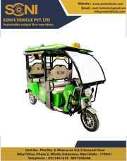 Soni Battery E- Rickshaw