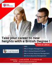 School Of Business London International | UK Course Providers In India