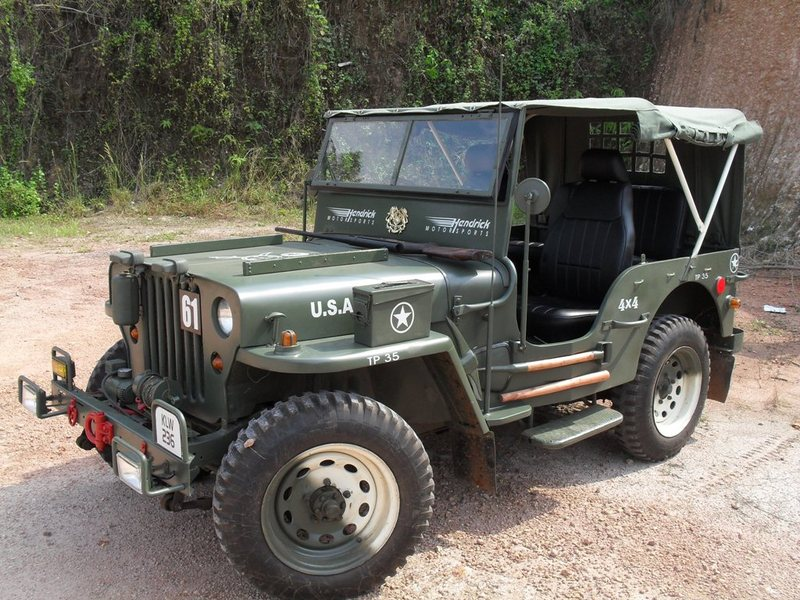 Modified Willys Jeep For Sale   Other Vehicles