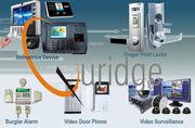 Biometrics Attendance /Access Control System-QURIDGE