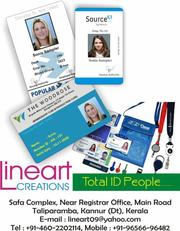 ATM Model ID Cards / Membership Cards Printing & ID Accessories
