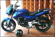 Pulsar 200 (limited edition) for sale , blue colour-2008